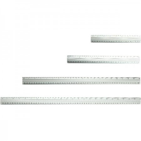 Rigla metal 30cm, CNX