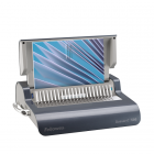 Aparat indosariere electric cu inele plastic, FELLOWES Quasar-E 500