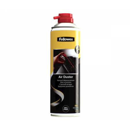 Spray curatare cu aer 400ml, FELLOWES
