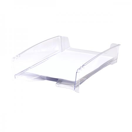 Tavita documente plastic transparenta, FELLOWES G2Desk