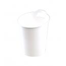 Cos hartii 15l plastic alb, FELLOWES G2Desk