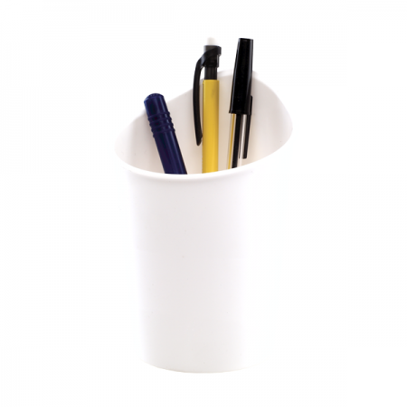 Suport instrumente de scris alb, FELLOWES G2Desk
