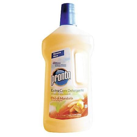 Detergent lichid pentru suprafete din lemn 750ml diverse arome, PRONTO