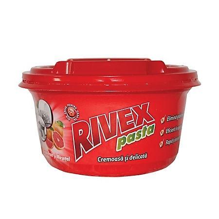 Detergent pasta pentru vase 225g diverse arome, RIVEX