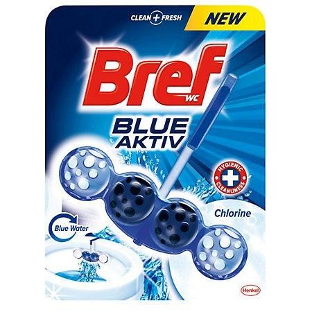 Odorizant de toaleta solid 50g diverse arome, BREF Power Aktiv
