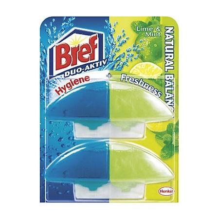 Odorizant de toaleta lichid 2x60ml diverse arome, BREF