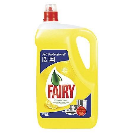 Detergent lichid pentru vase 5l diverse arome, FAIRY