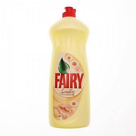 Detergent lichid pentru vase 1l diverse arome, FAIRY