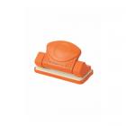 Perforator 10 coli portocaliu, KANGARO Perfo10