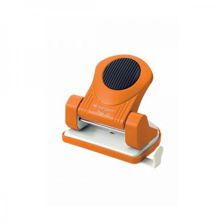 Perforator 20 coli portocaliu, KANGARO Perfo20