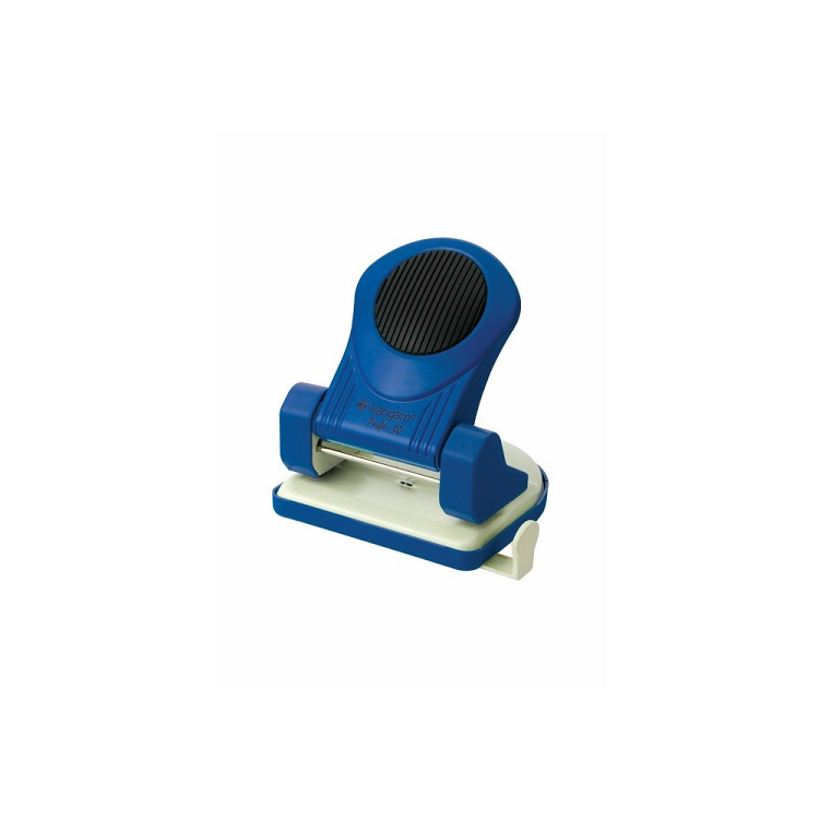 Perforator 30 coli albastru, KANGARO Perfo30