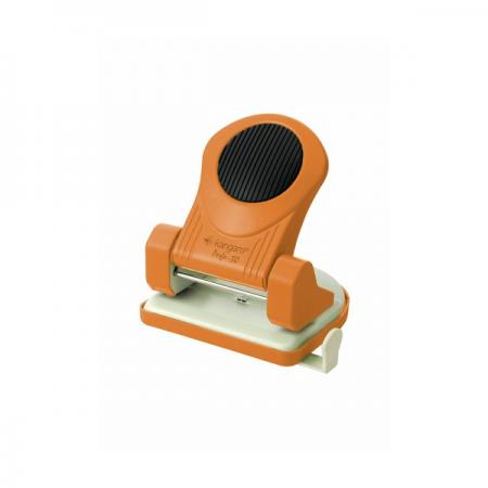 Perforator 30 coli portocaliu, KANGARO Perfo30