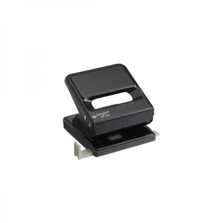 Perforator 25 coli negru, KANGARO DP-520