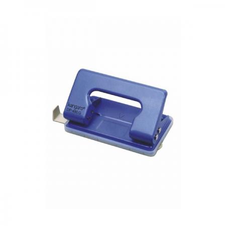 Perforator 12 coli albastru, KANGARO DP-480G