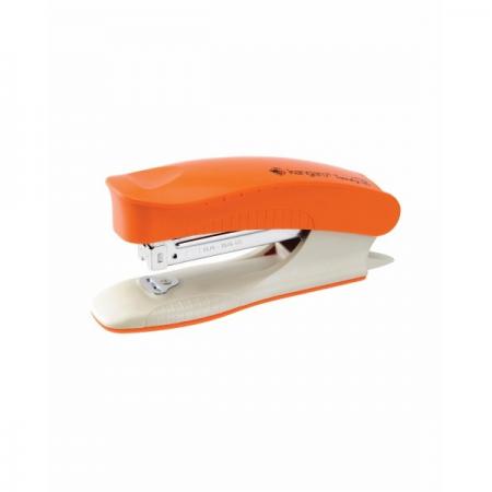 Capsator 24/6 25 coli portocaliu, KANGARO Ttrendy45