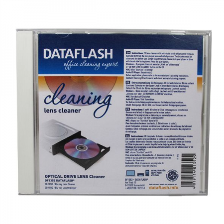 Set curatare CD-ROM, DATA FLASH
