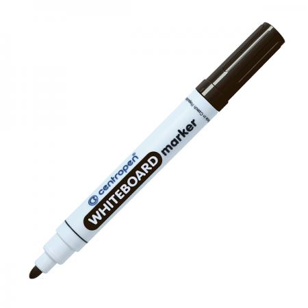 Marker whiteboard negru, CENTROPEN 8559
