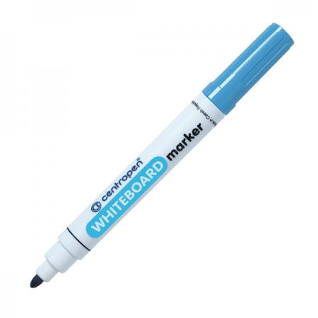 Marker whiteboard albastru, CENTROPEN 8559