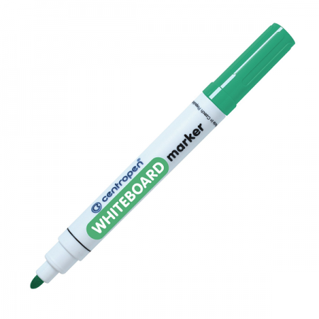 Marker whiteboard verde, CENTROPEN 8559