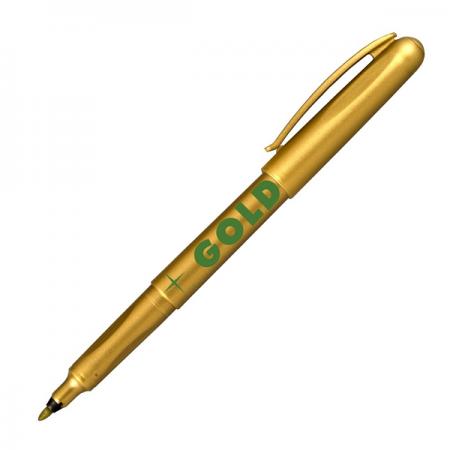 Marker pentru desen 1.0mm auriu, CENTROPEN 2670