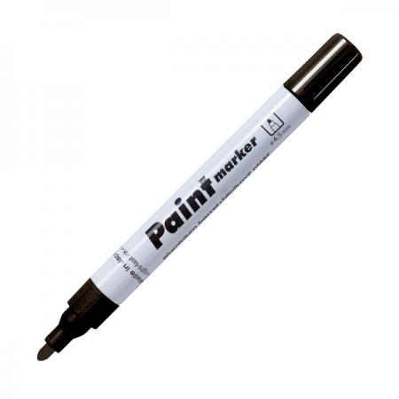 Marker cu vopsea 2.5mm negru, CENTROPEN 9210
