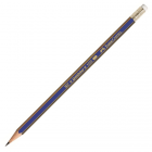 Creion grafit B cu radiera, FABER-CASTELL Goldfaber 1221